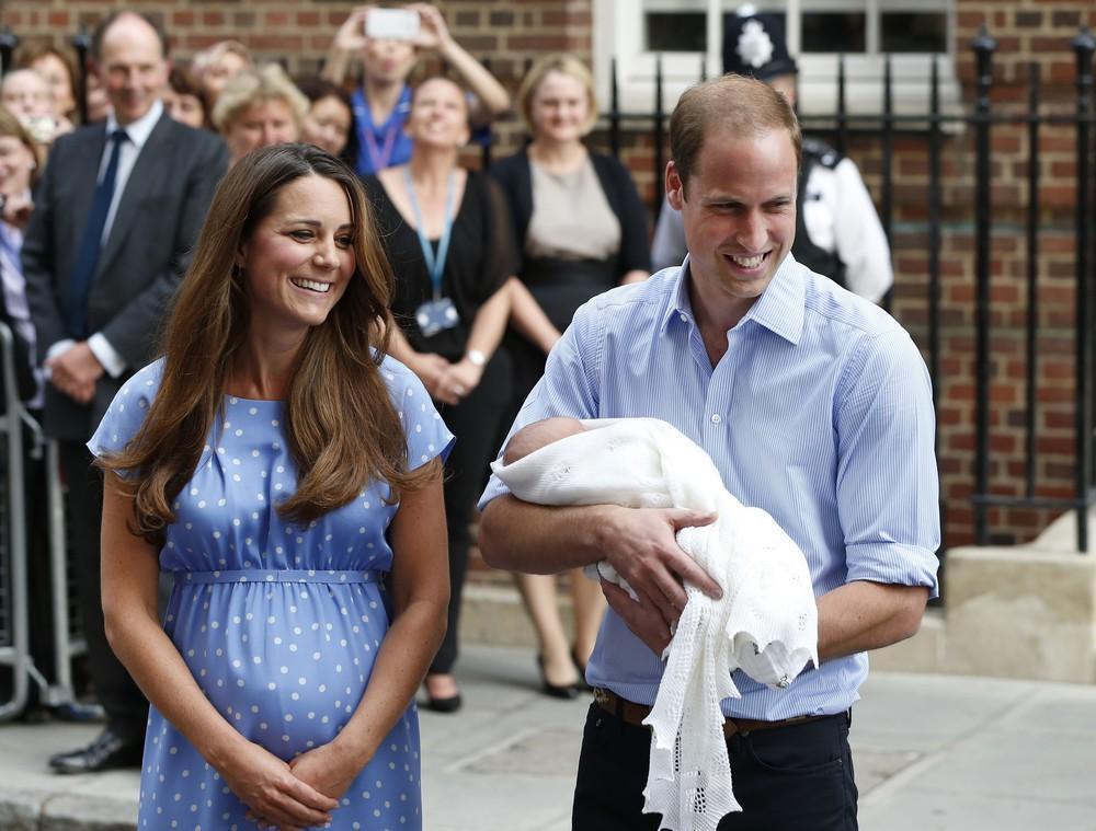 Kate Middleton i jej brzuszek, co zmienia świat