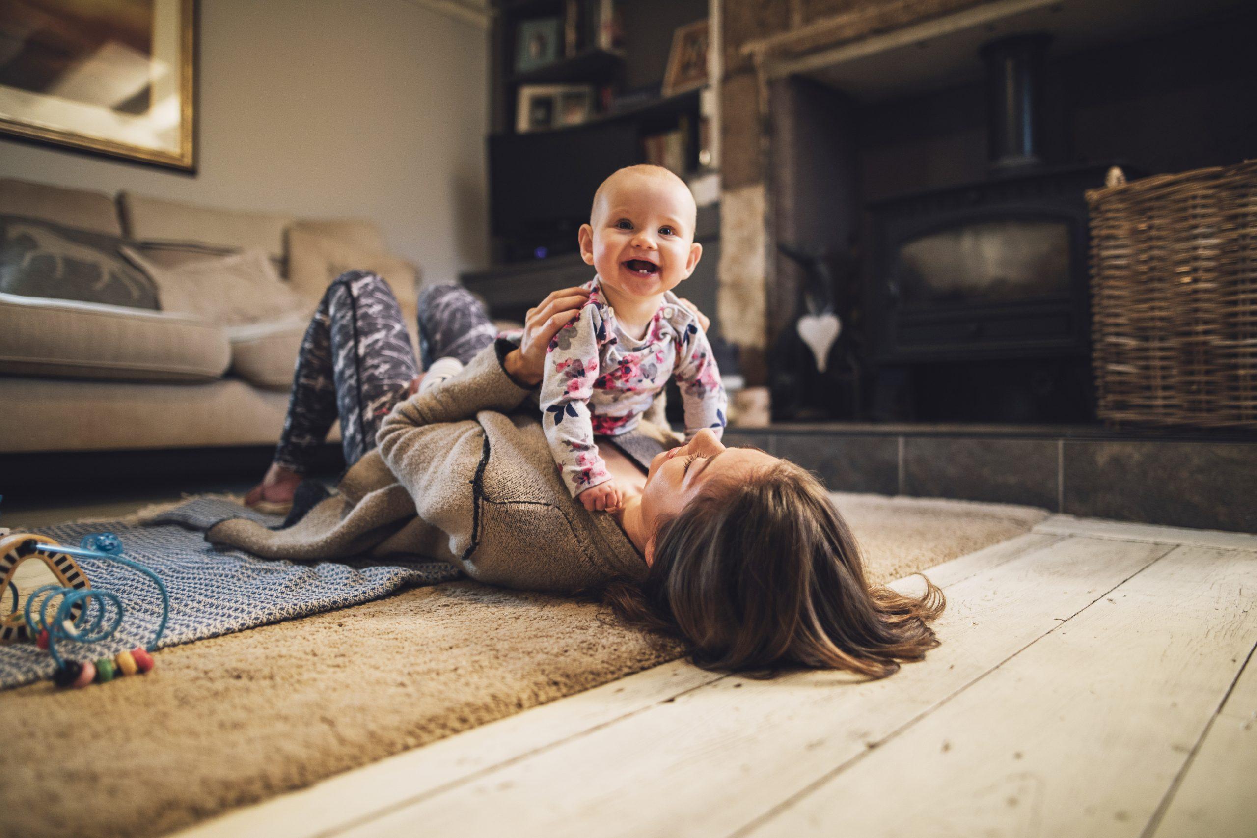 Aktywność po ciąży. Jak wrócić do treningów po ciąży?