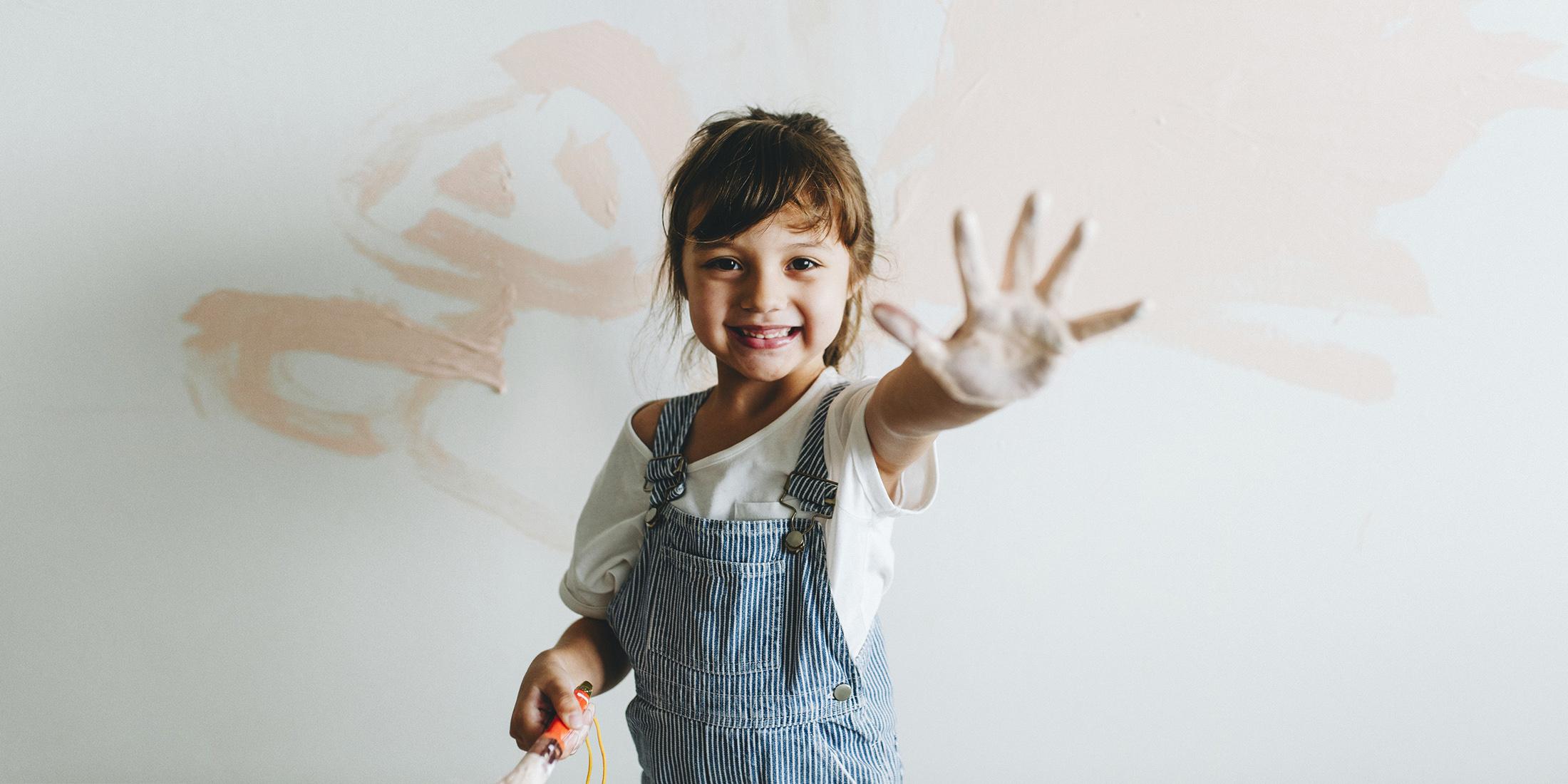 Brudne dziecko to szczęśliwe dziecko - dlaczego warto pozwolić dziecku się brudzić?