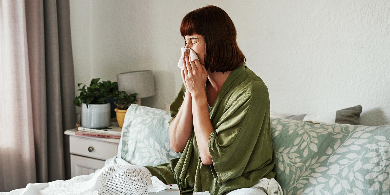 Skutki alergii i jej powikłania. Efekty przerwania odczulania