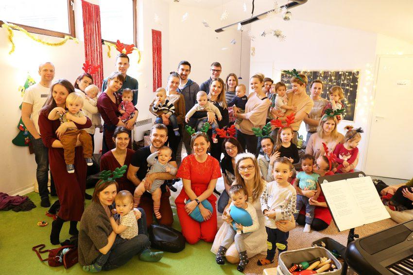 Gordonki – muzyczna zabaw da dzieci