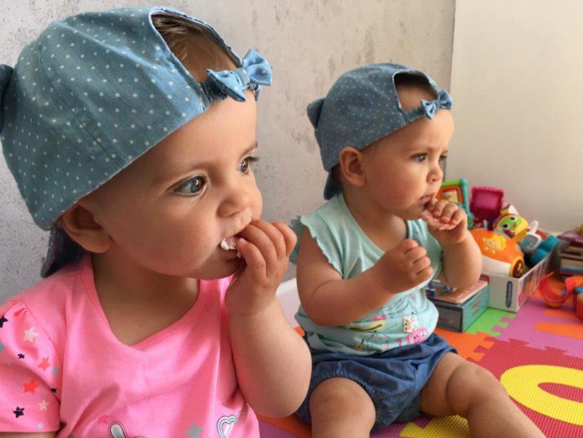 Bliźniaczki Moniki – dzieci z in vitro