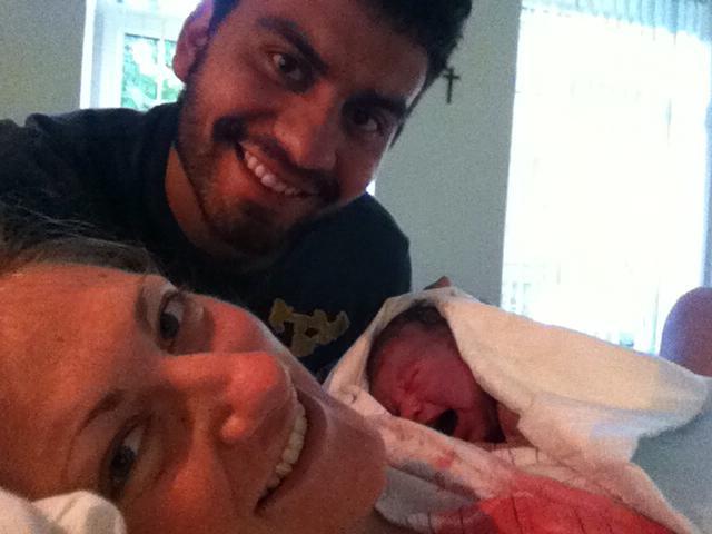 Beata Meinguer, hipnodula, po pierwszym porodzie