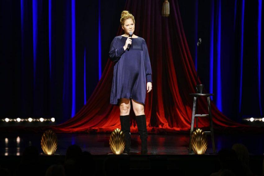 Amy Schumer o ciąży