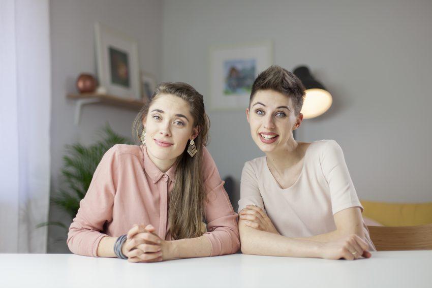 Ola Woźniak i Ania Weber – Mama Lama
