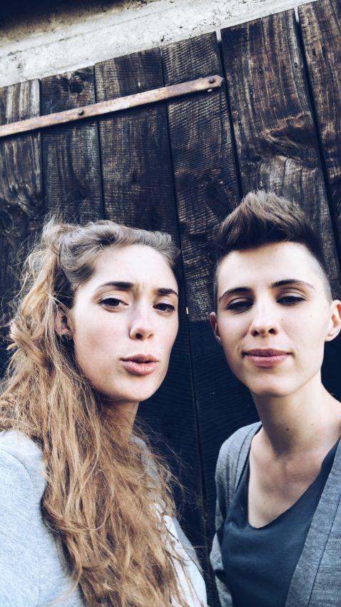 Ola Woźniak i Ania Weber - Mama Lama