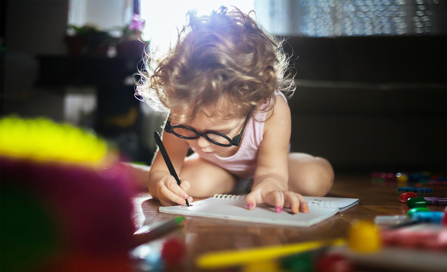 Nauka rysowania dla dzieci – jak nauczyć dziecko rysować?