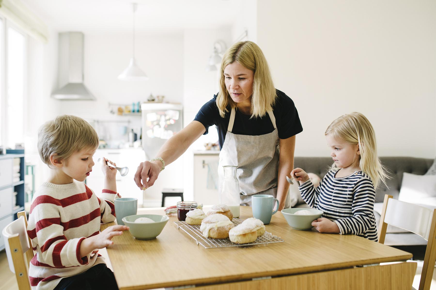 Rozszerzanie diety przedszkolaka