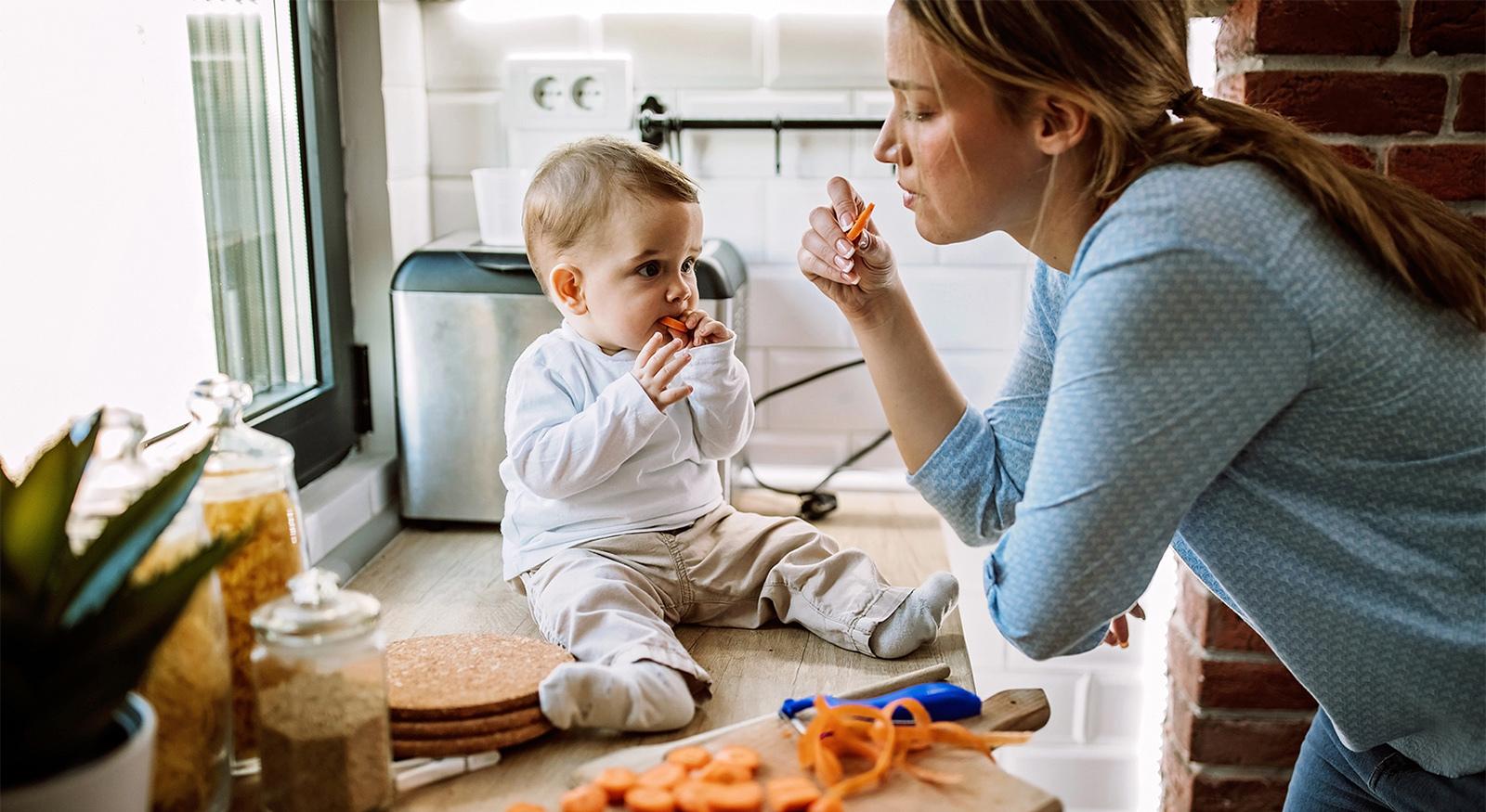 Jak rozszerzyć dietę niemowlaka?