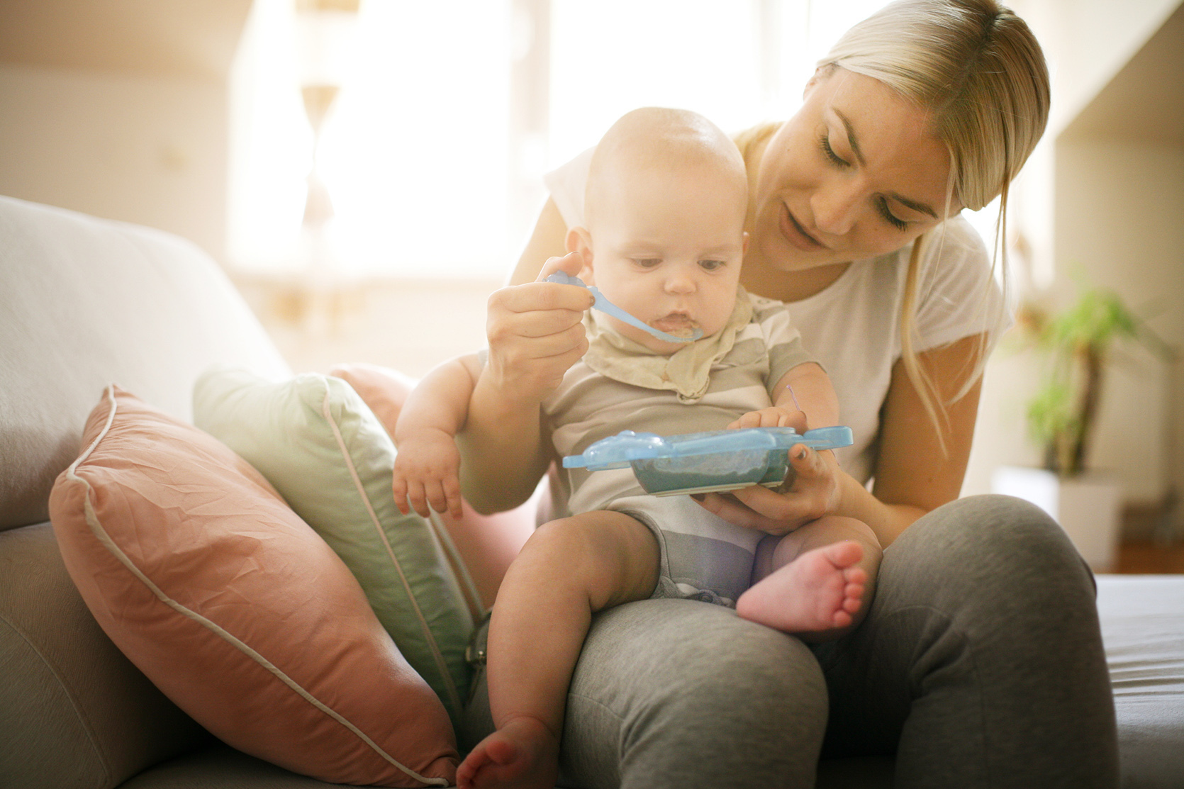 Od kiedy kaszki dla niemowląt?