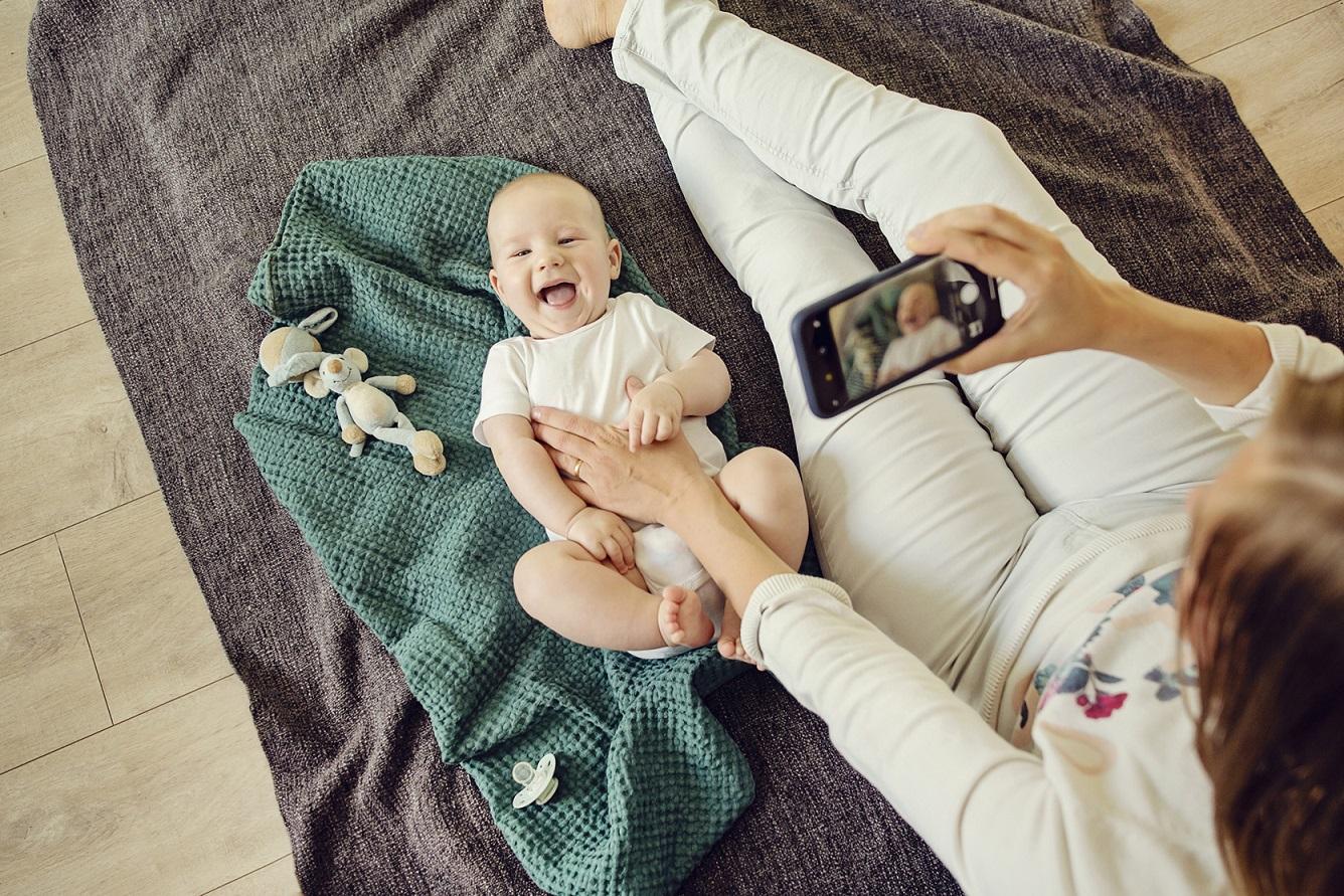 Prawidłowy etapy rozwoju niemowlaka - na co zwrócić uwagę?/fot. Getty Images
