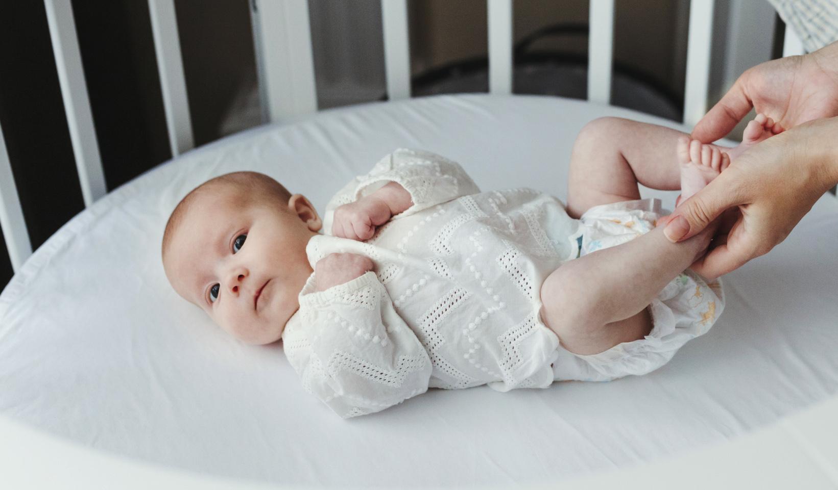 Kiedy noworodek zaczyna widzieć i jak to sprawdzić?/fot iStock