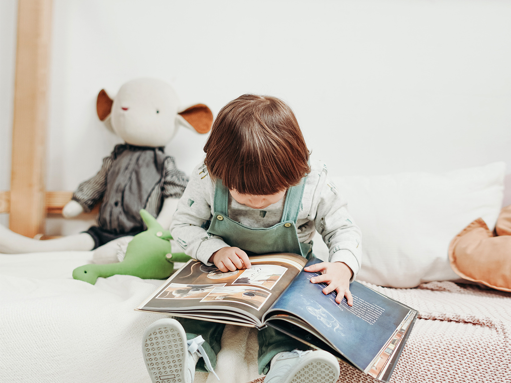 Jak zachęcić dziecko do nauki czytania?