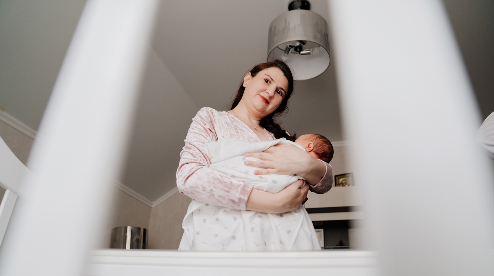Stan podgorączkowy u niemowlaka