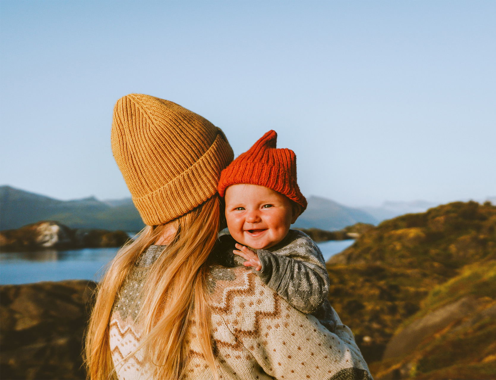 Suche usta u niemowlaka