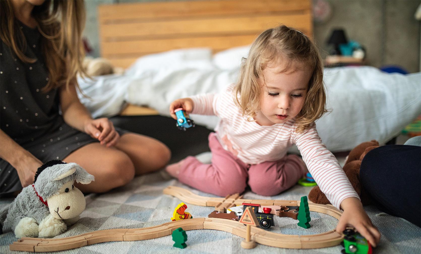 Zabawki dla dwulatka – co musisz wiedzieć?